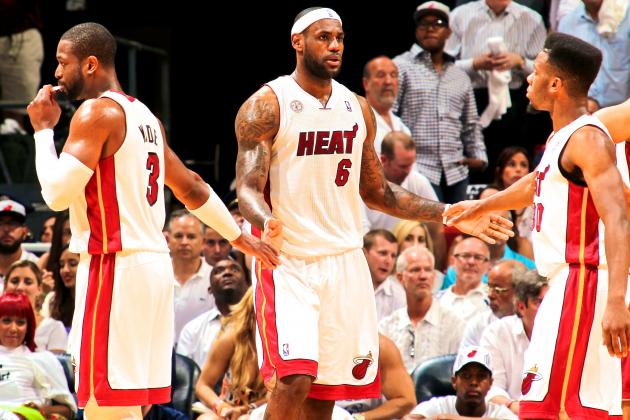 Do Heat Have Anything to Fear in NBA Eastern Conference Finals?