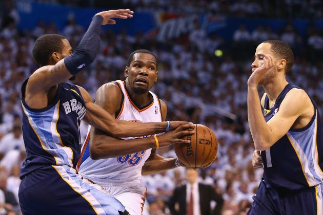 What We Learned About OKC Thunder from Their 2nd-Round Playoff Series