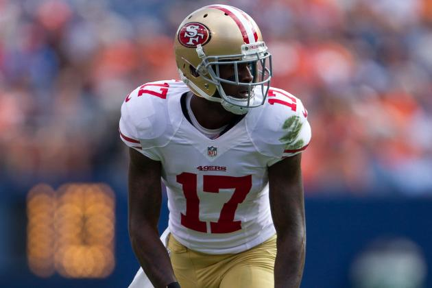 Will There Ever Be Room for A.J. Jenkins in San Francisco?