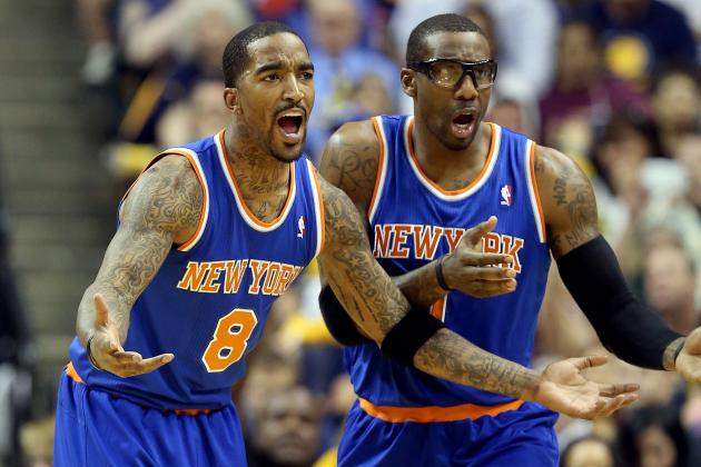 NBA Playoffs 2013: Down 3-1, Is the New York 'KnicksTape' About to Be Erased?