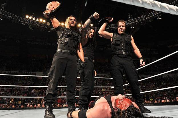 WWE Extreme Rules 2013: For Whatever Reason, The Shield Want All the WWE Titles