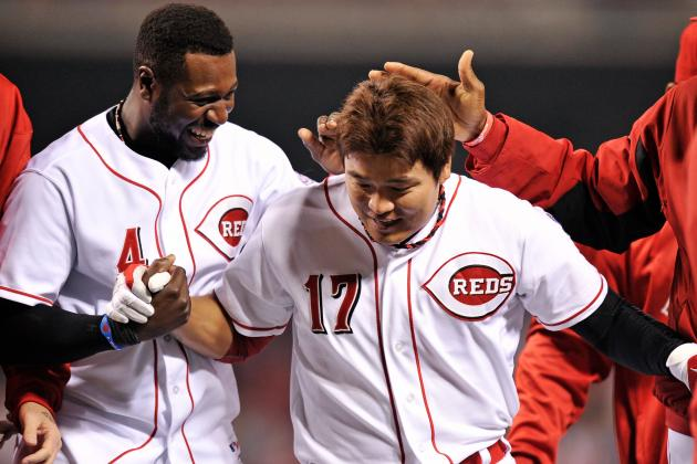 Shin-Soo Choo and the Cincinnati Reds 2014 Outfield Dilemma