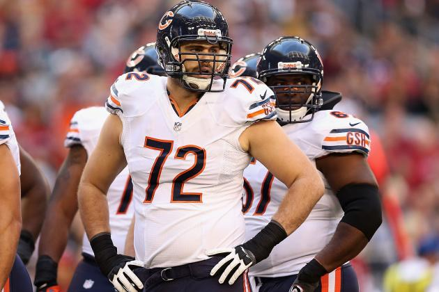 Bears GM: OL Carimi Will Be Welcomed Back with 'open Arms'