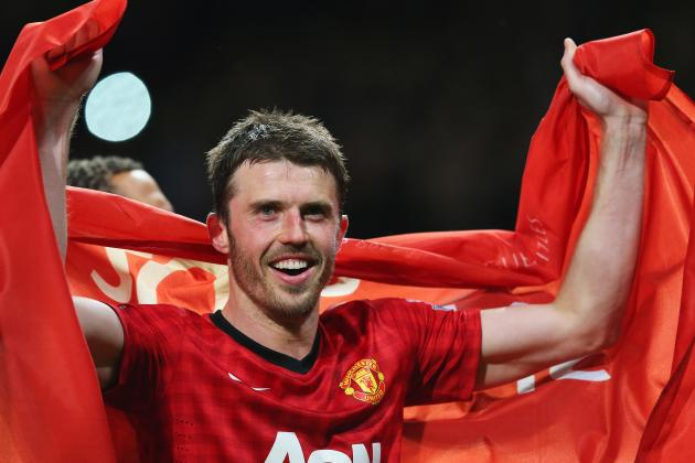 Manchester United Players Chose Quiet Class by Voting for Michael Carrick