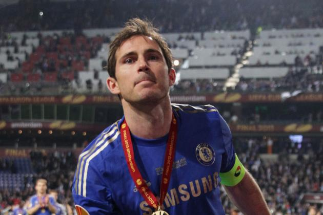 Frank Lampard Signs 1-Year Extension with Chelsea