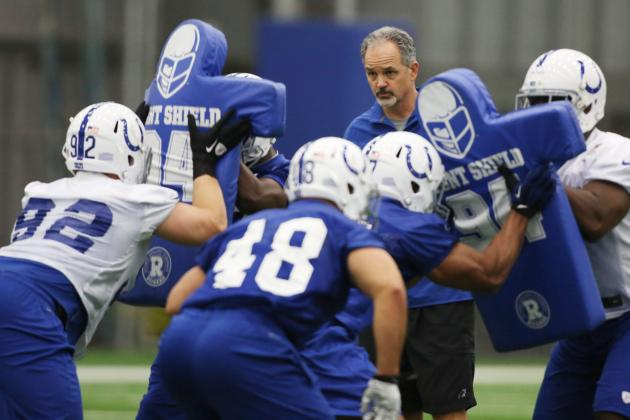 Colts' Pagano Answers Fans' Questions, Says Team Will Report July 27