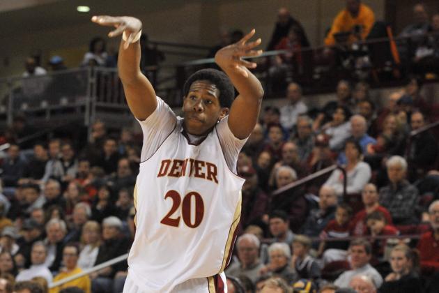 Baylor Set to Add Denver Transfer Royce O'Neale