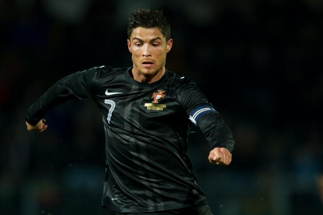 FIFA World Cup: Are Ronaldo, Portugal in Danger of Missing out on Brazil 2014?