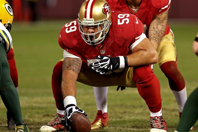 49ers Offensive Line Dominant, Not Set