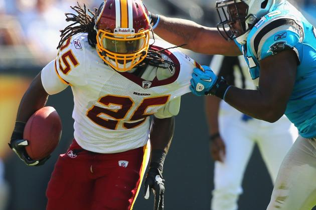 Redskins, Giants Inquire About Tim Hightower