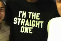 Here's Jarron Collins Wearing an