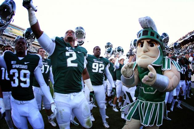 Joel Heath Moving Up Spartan Football Depth Chart