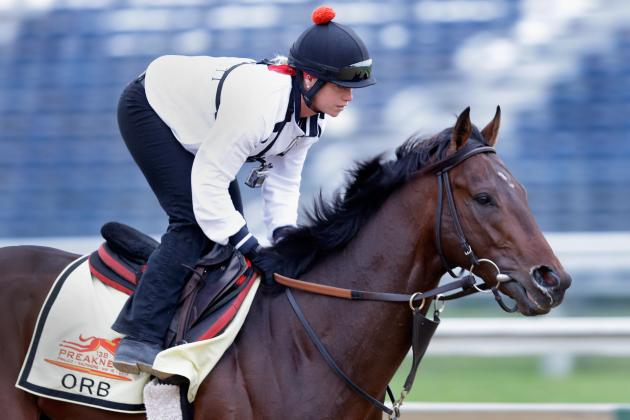 2013 Preakness: Top Bets on the Board for Saturday's Triple Crown Race