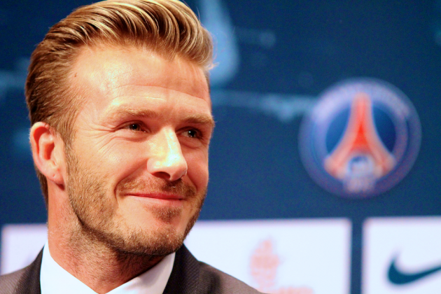 David Beckham Set to Retire from Soccer