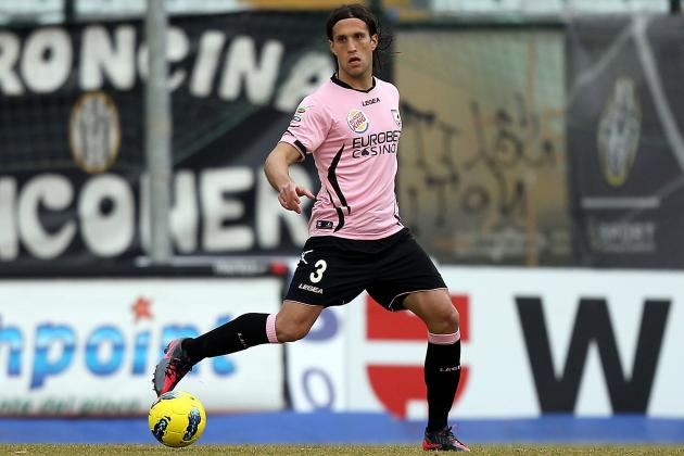 Inter Will Buy Palermo Defender