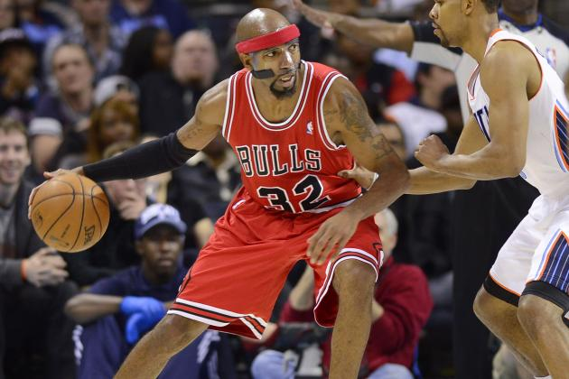 Bulls Expected to Buy out Richard Hamilton
