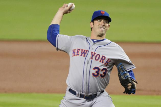New York Rangers' Playoff Run Pleases Matt Harvey