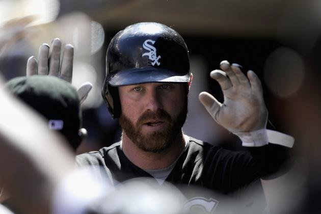Huge Game Could Be Wake-Up Call for Adam Dunn