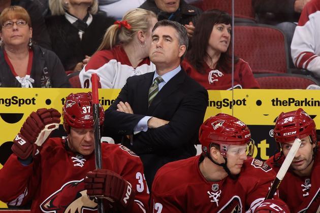 Report: Avs Won't Rush to Hire New Head Coach