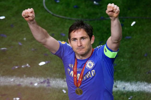 Chelsea Transfer News: Re-Signing Frank Lampard Is Great Move for Both Sides
