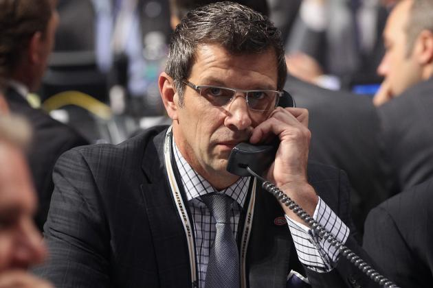 Hickey: Bergevin Wants Big, Fast, Young Team