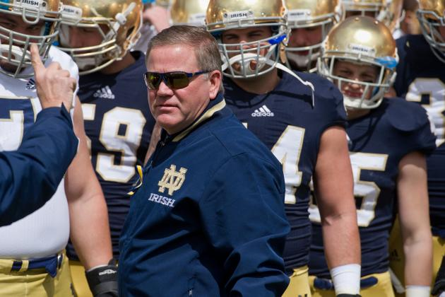 For Irish, May Be BCS or Bust for Bowl Spot