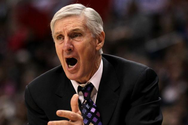 Jerry Sloan, If He Was Hired by the Bucks, Would Be a Senior Statesman
