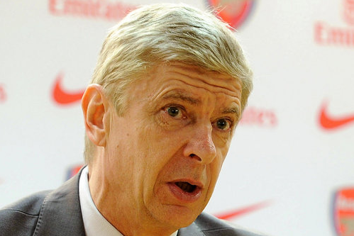 Wenger Says Rotation of World-Class Managers Is Like Game of Musical Chairs