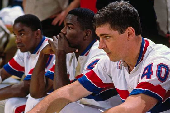ESPN '30 for 30' Film Will Feature Pistons' Bad Boys Title Teams