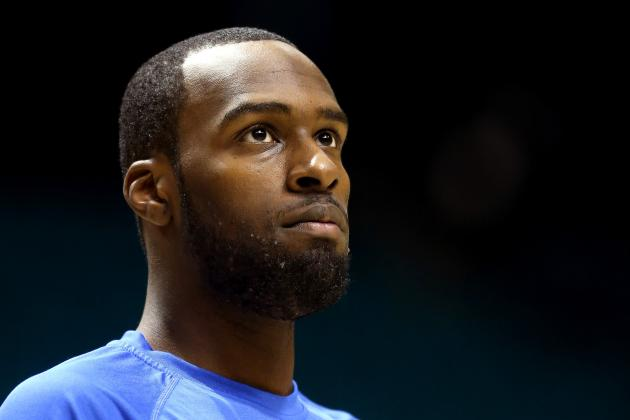 Shabazz Muhammad NBA Combine 2013: Measurements, Analysis and Draft Projection
