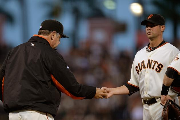 San Francisco Giants: Will Ryan Vogelsong Keep His Rotation Spot?