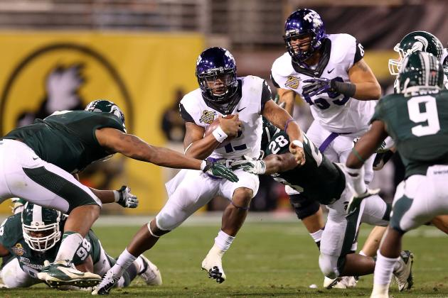 Five Key Questions for the TCU Horned Frogs' 2013 Football Season