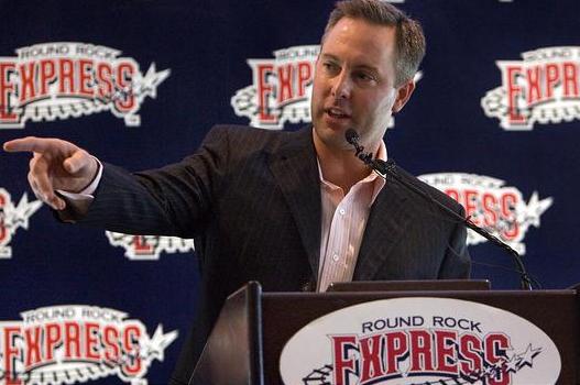 Report: Reid Ryan to Become Astros President