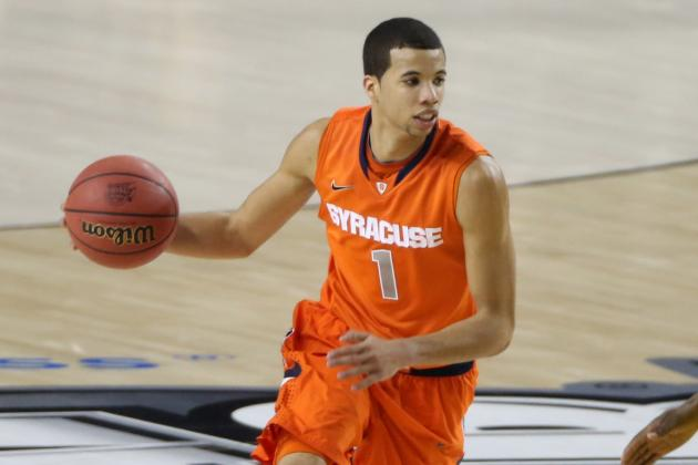 Michael Carter-Williams Opts out of Drills at NBA Combine