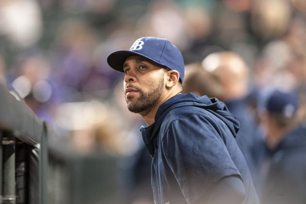 Injury Adds to Price's, Rays' Struggles