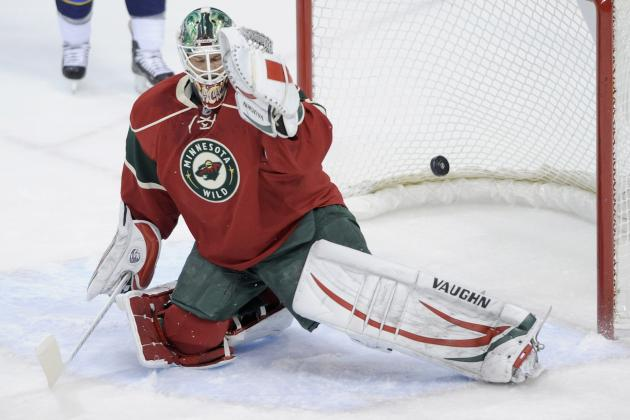 Wild's Backstrom Undergoes Successful Sports Hernia Surgery