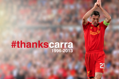 Reds Reveal Carra Tribute Plans