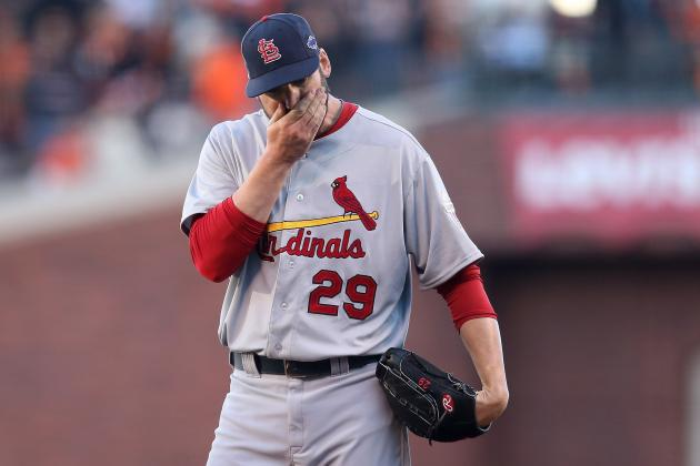 Cards Notebook: Chris Carpenter Has a Plan