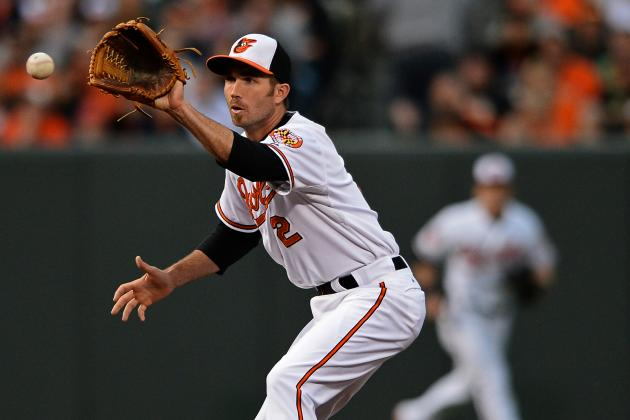 Orioles Shortstop J.J. Hardy Isn't in Love with His New Glove