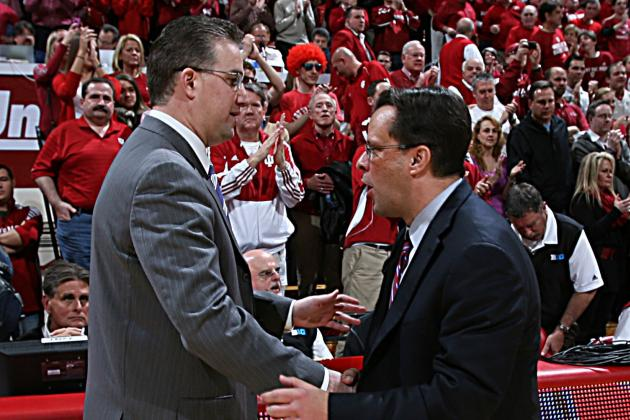 IU to Play Purdue Just Once Next Season