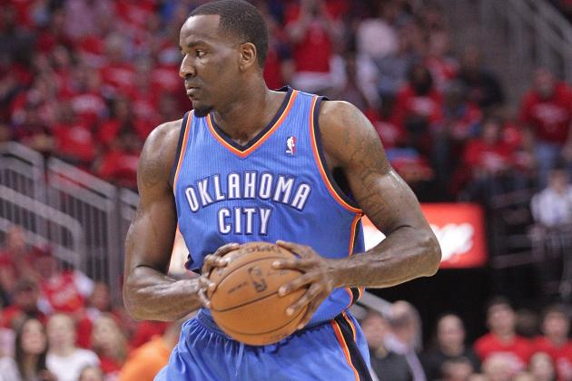 Kendrick Perkins Finishes Playoffs with Worst PER on Record