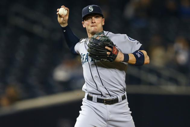 Mariners Shortstops Are Hitting Worse Than NL Pitchers