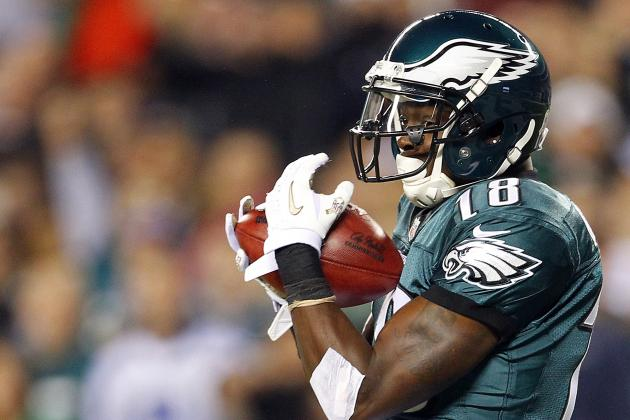 Eagles Experimenting with Jeremy Maclin as Punt Returner