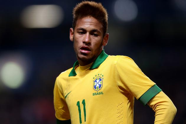 Neymar Transferring to Barcelona Would Be Best Move for Young Star's Career