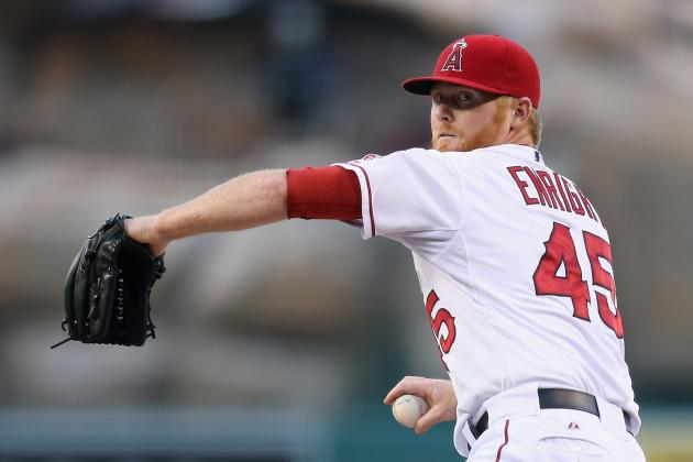Angels Unable to Recover from Wild 3rd Inning