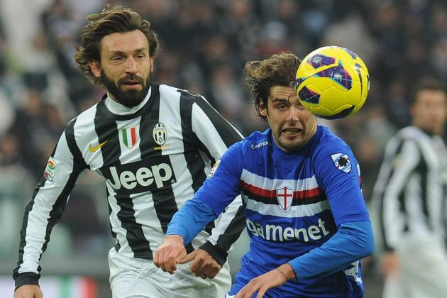 Serie a Preview: Champions Juventus Head to Sampdoria