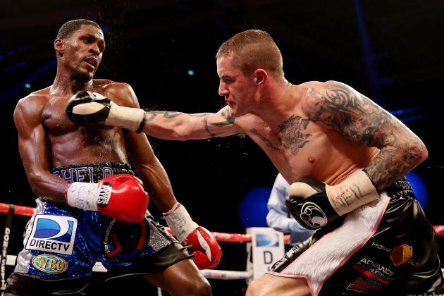 Ricky Burns' Struggles Justify Adrien Broner's Move to Welterweight