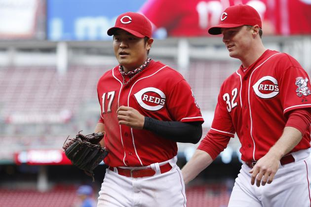 Cincinnati Reds:  Jay Bruce and Shin-Soo Choo Create Debate for the Future