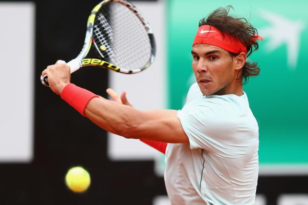Rafael Nadal to Meet Spanish Compatriot David Ferrer Next