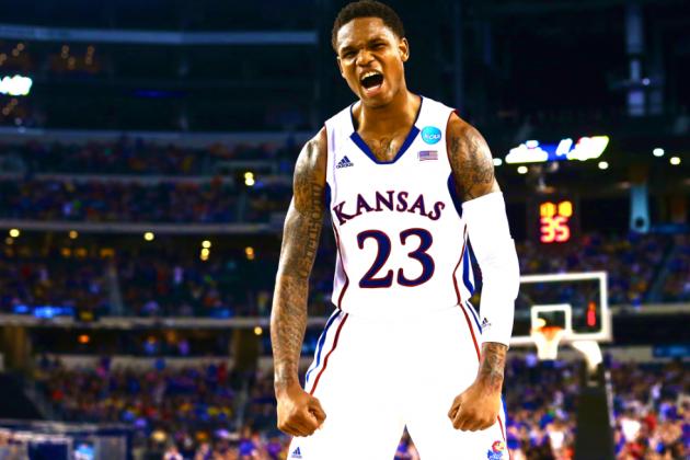 Kansas Star Ben McLemore Declares Himself Best Player in 2013 NBA Draft
